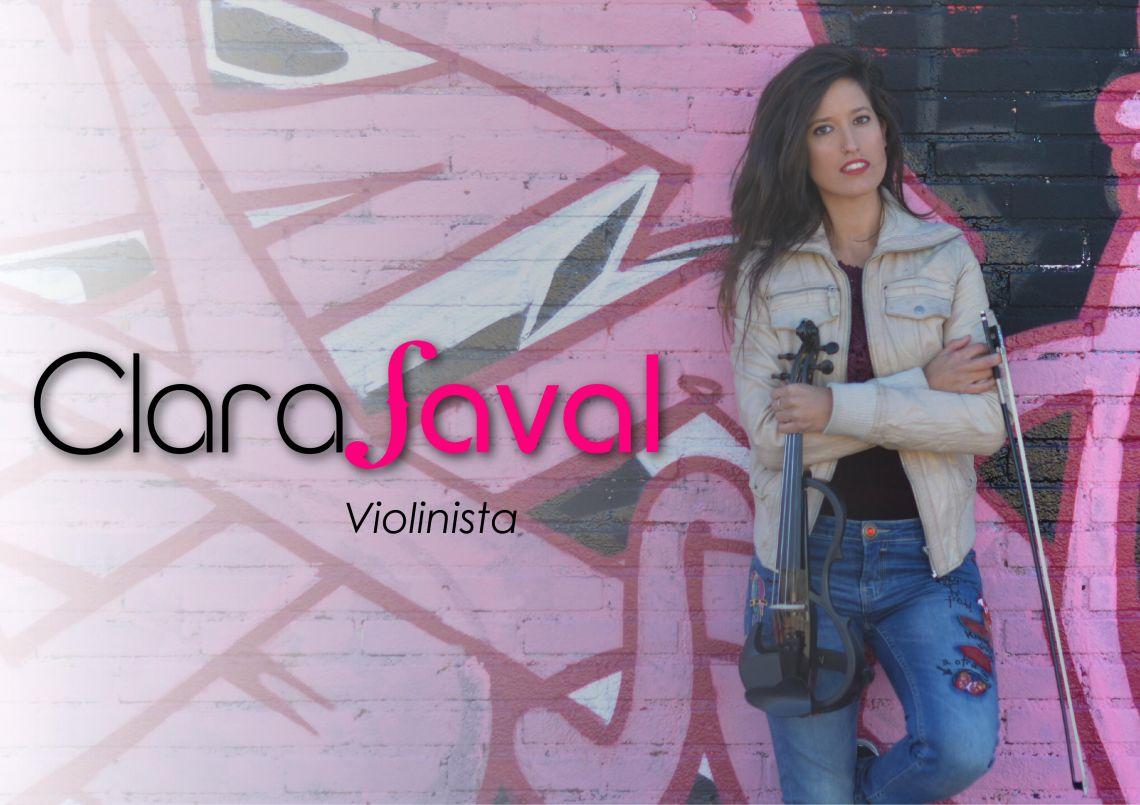Clara Saval Violín