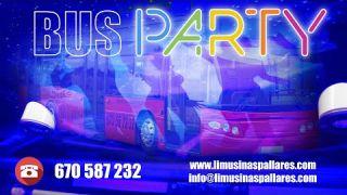 Bus Party Limusinas Pallares Almeria