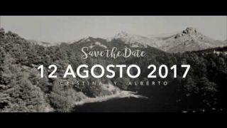 Save the Date - Boda de Cristina y Alberto