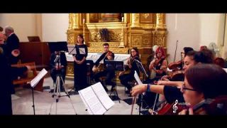Entrada del novio a San Nicolas Bodas Murcia Madrid Cantata Bach
