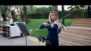 🎻 Somewhere over the Rainbow | Violin Electrico | Violines Bodas | Musical Mastia