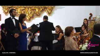 Aleluya - Haendel El Mesías Bodas Murcia Bodas Alicante wedding concierto