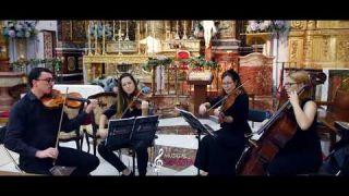 🎻 Rosa de los Vientos | Mago de Oz | Cuarteto de Cuerda para Bodas | Musica Bodas