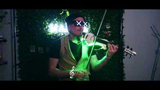 The Black Eyed Peas | J Balvin RITMO | Violinista Electrico | Musical Mastia