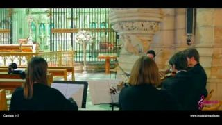 Entrada del novio en la Catedral de Murcia Cantata 147 Bach Musica Bodas Murcia
