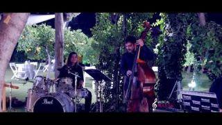 Nicola Arigliano Carina Quinteto de Jazz Coctel de boda