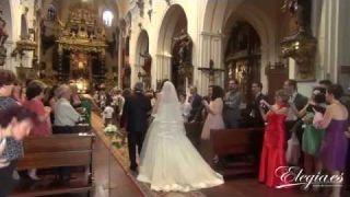 Musica para boda en Zaragoza. Canon de J Pachelbel. Entrada de la Novia.