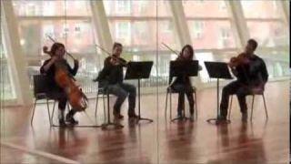 Yesterday, the Beatles. Cuarteto Cervantes