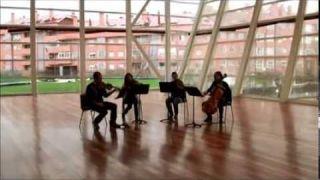 Laschia Ch´io pianga, Händel. Cuarteto Cervantes