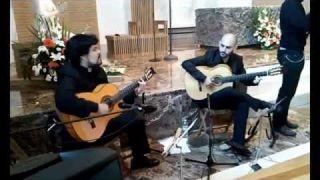 Dúo Sonanta - Guitarra española para bodas y eventos en Madrid