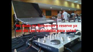 DUAL DJ VIDEO PROMO BODA