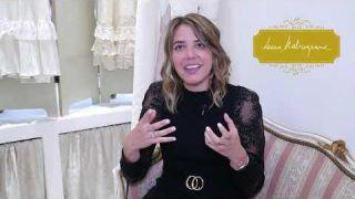 Entrevista a Laura Malingraux, diseñadora de moda nupcial