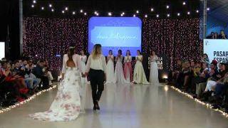 Desfile Laura Malingraux Pasarela Española Fashion Week 2019