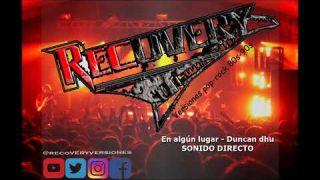 ALGÚN LUGAR - [Cover] Recovery Versiones