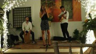 Grupo flamenco SonlaSal popurri 2