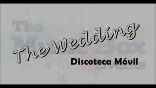 The Wedding Discomóvil