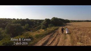 Trailer Boda Alonso y Carmen