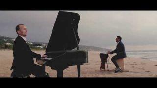Thinking out loud - Manuel Butrón y Ramón Núñez - Piano y Percusión cover.