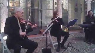 Grupo Orpheus; G.F.Händel; Alla Hornpipe
