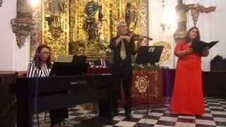 Grupo Orpheus y Cristina Avilés. Richard Strauss - Morgen