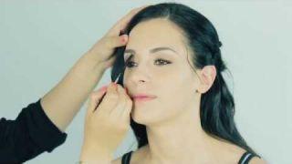 Maquillaje fácil y rápido para eventos de día.