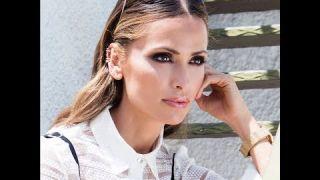 Almudena Fernández - Behind The Scenes - Editorial Fashion Photo Shoot