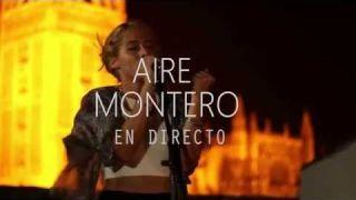 Aire Montero en directo