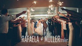 Best evangelist wedding trailer in Brazil