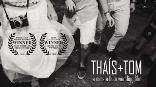 Vídeo premiado Mejor vídeo de boda 2018 - Thais + Tom