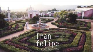 Destination Wedding in Portugal - Fran + Felipe