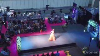 Pasarela Expobodas a vista de dron