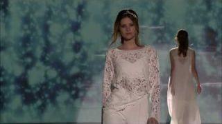 Marylise y Rembo Styling - Barcelona Bridal Fashion Week 2017