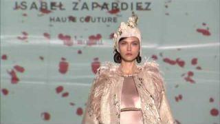 Isabel Zapardiez - Barcelona Bridal Fashion Week 2017
