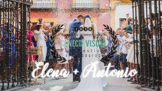 Conecta Visual - Trailer [Elena + Antonio] Vídeo de Boda en Sevilla con Dron
