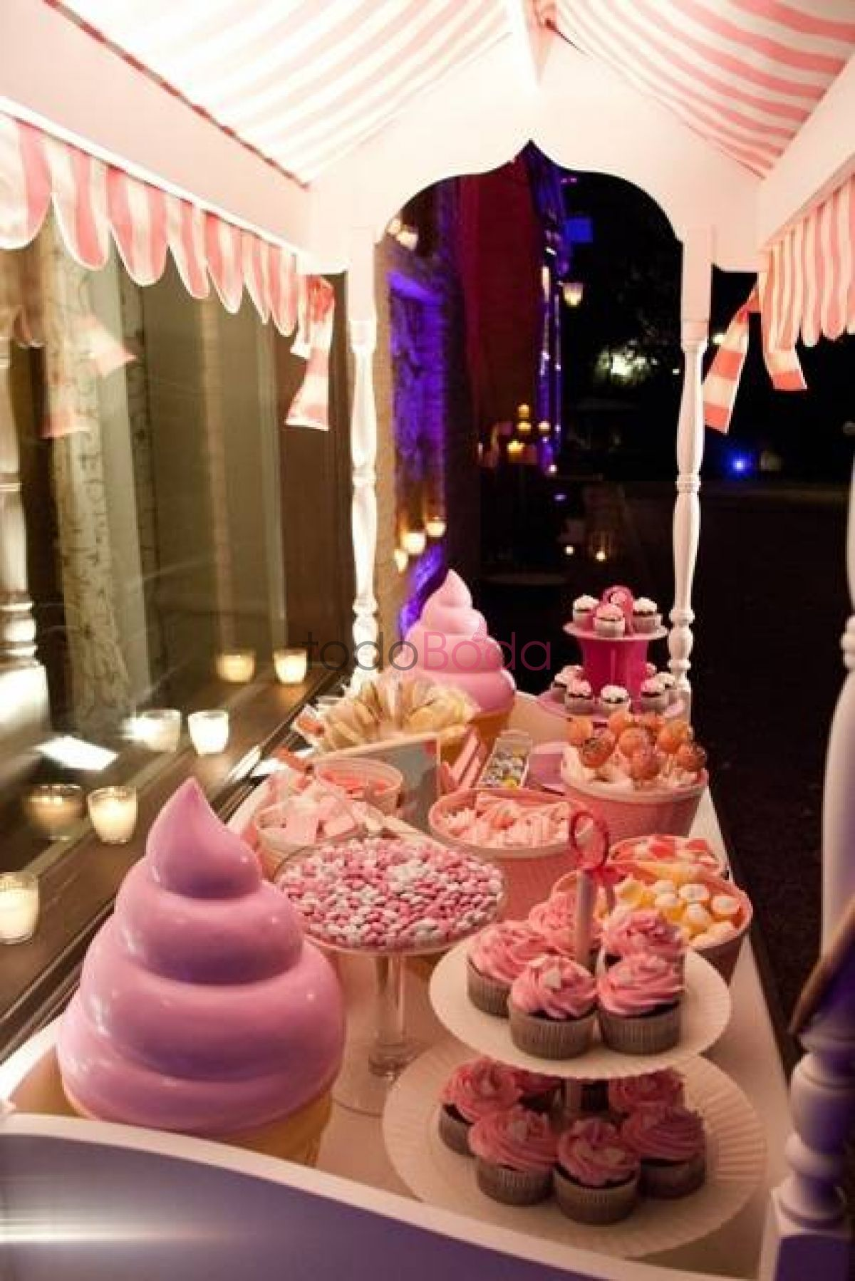 Tu boda en The Candy Car 1