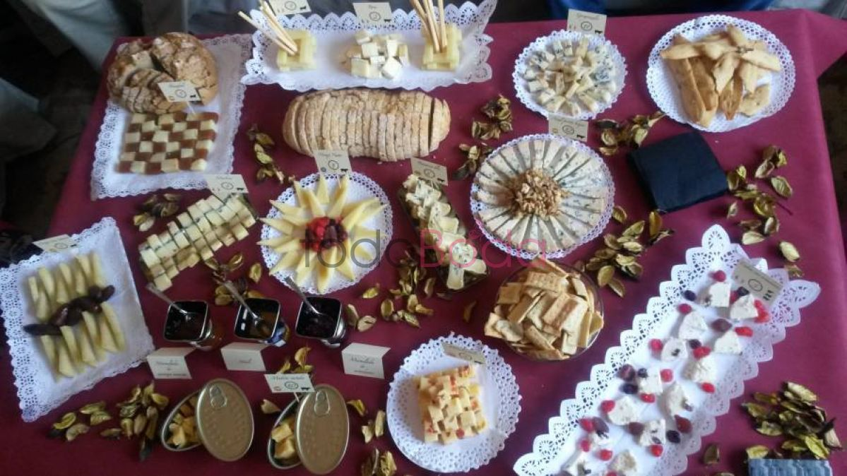 Tu boda en Les Fromages Catering 6