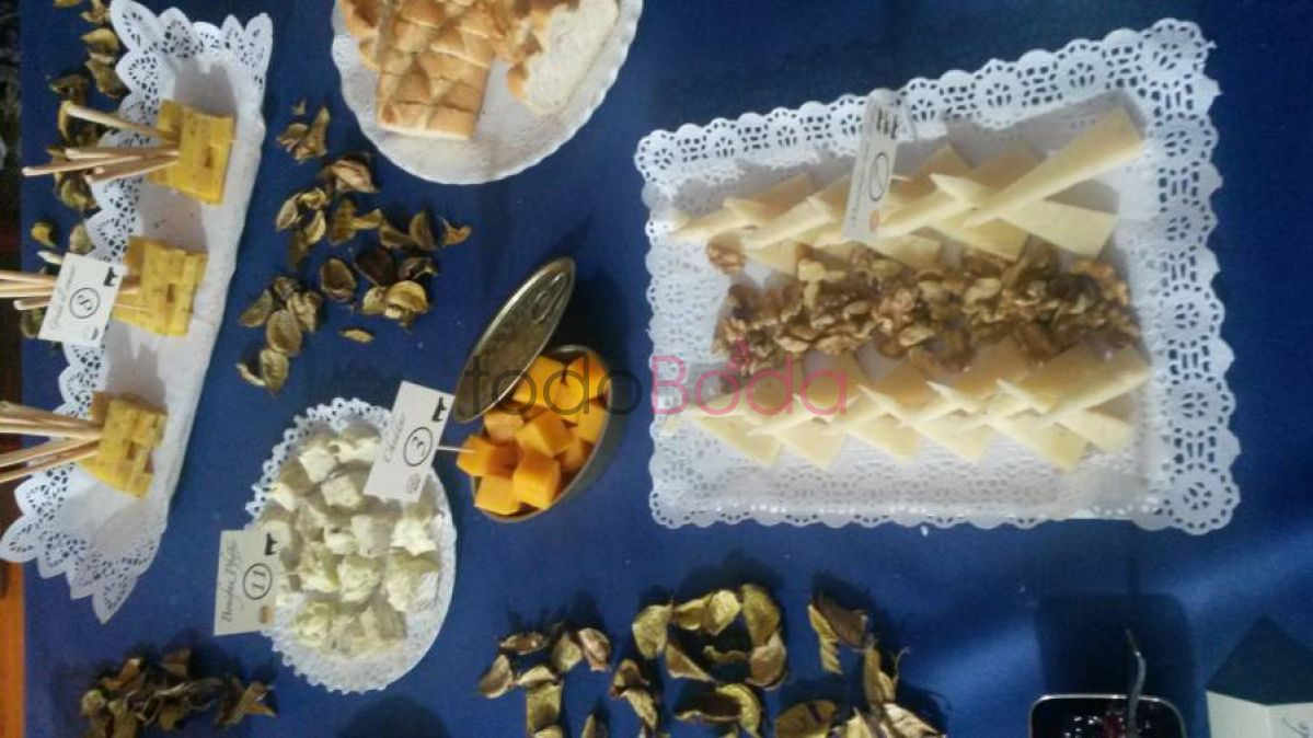 Tu boda en Les Fromages Catering 4