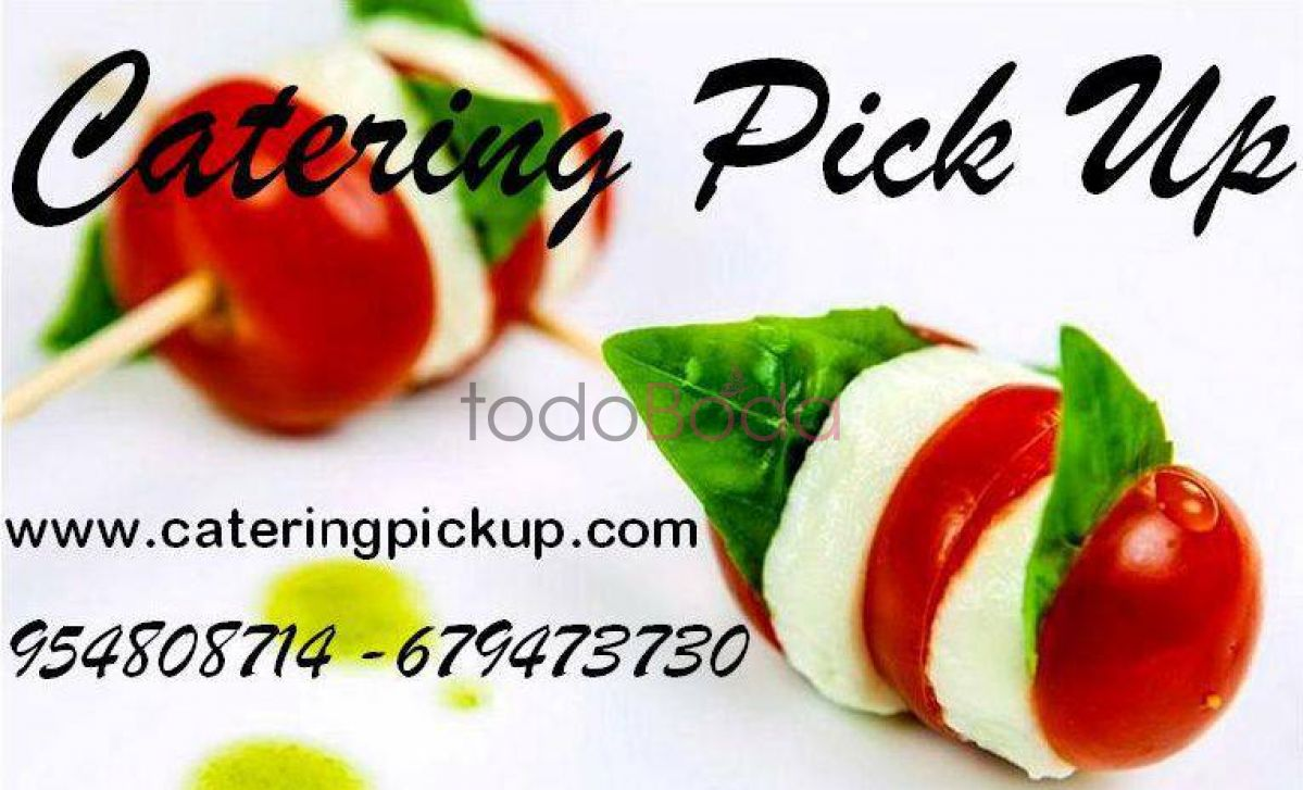 Tu boda en Catering Pick Up 7