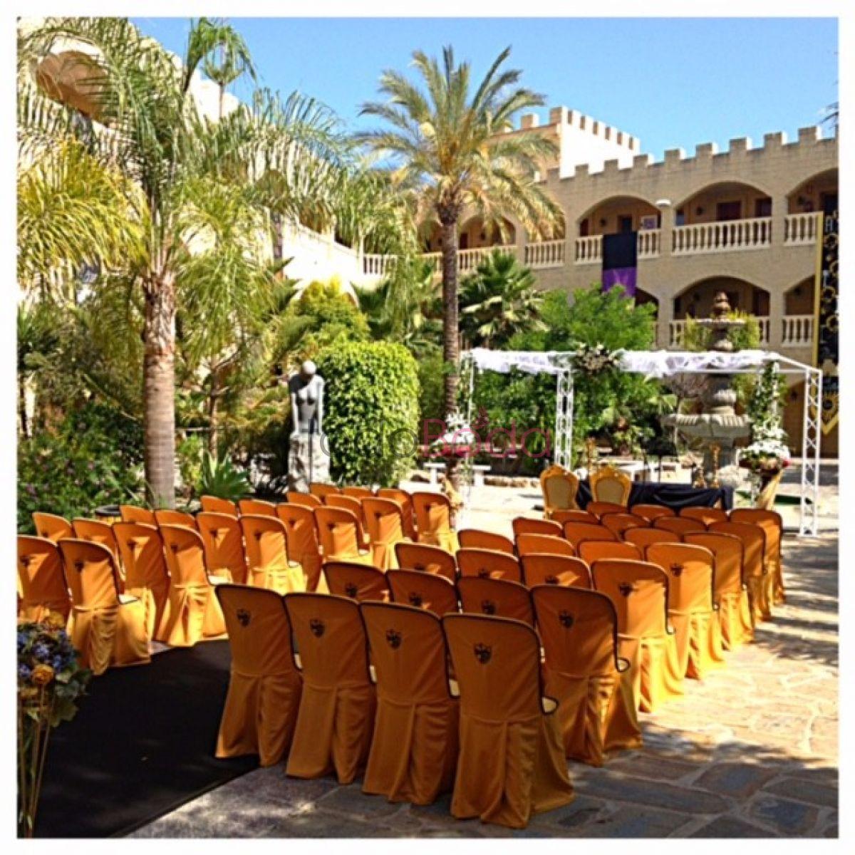 Hotel Plaza Del Castillo Bodas