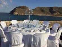 Banquetes para bodas en almer a - Hotel los patios almeria ...