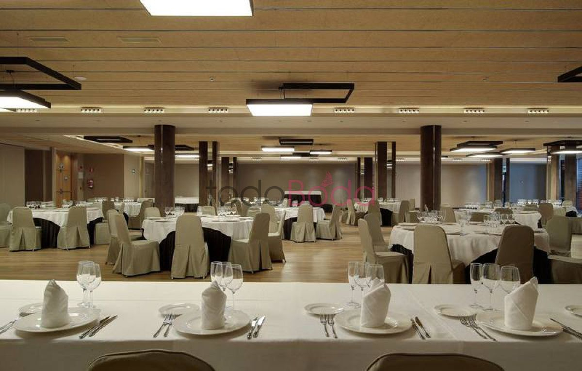 Tu boda en Holiday Inn Bilbao 4