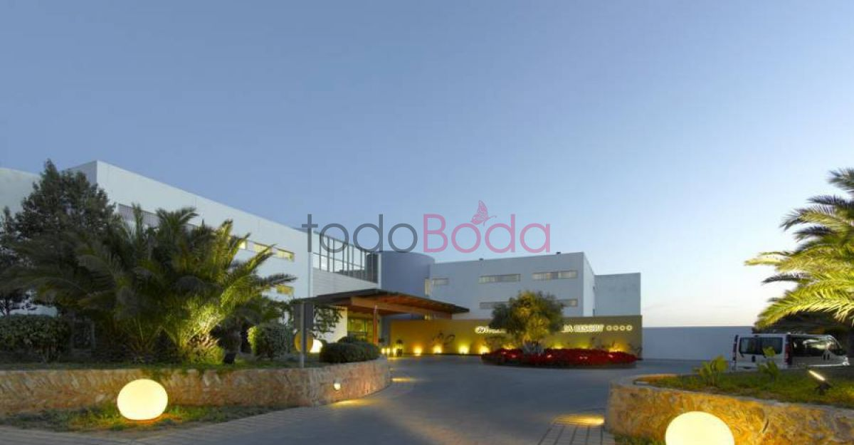 Tu boda en Grand Palladium Palace Ibiza Resort & Spa 4
