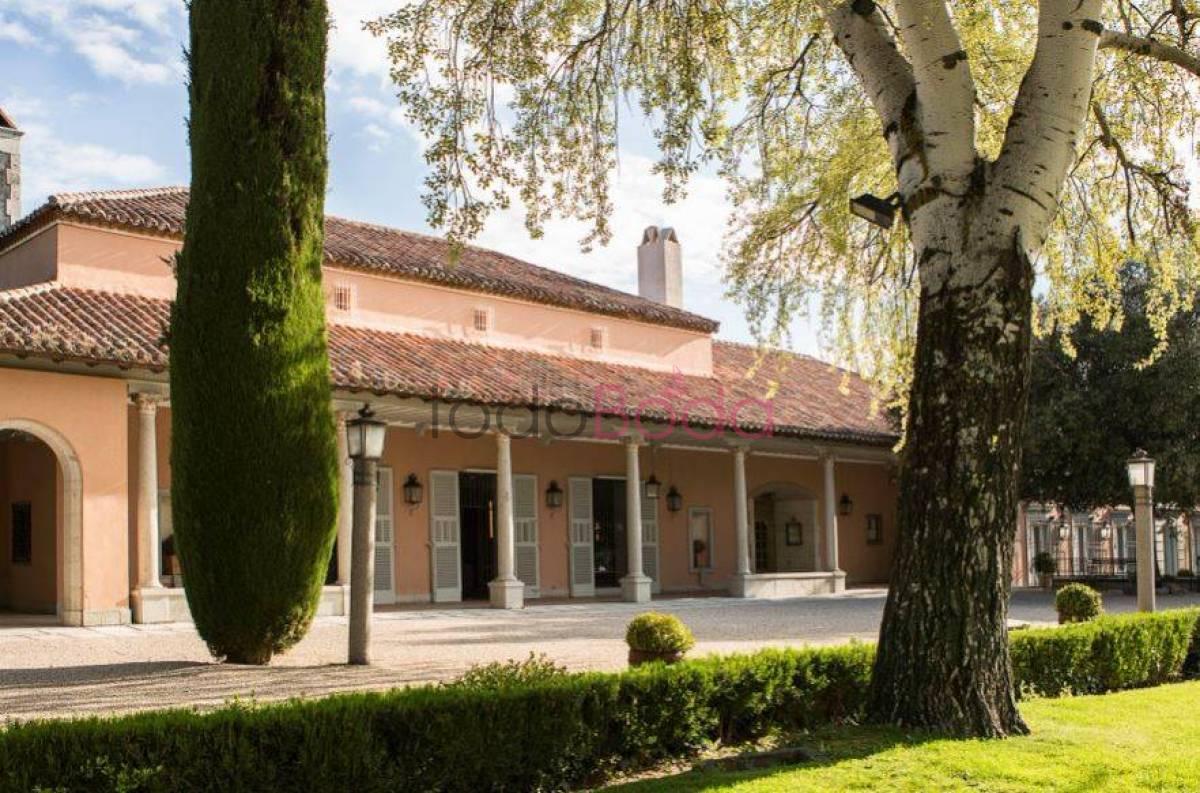 La casa de m nico - Casa monico bodas ...