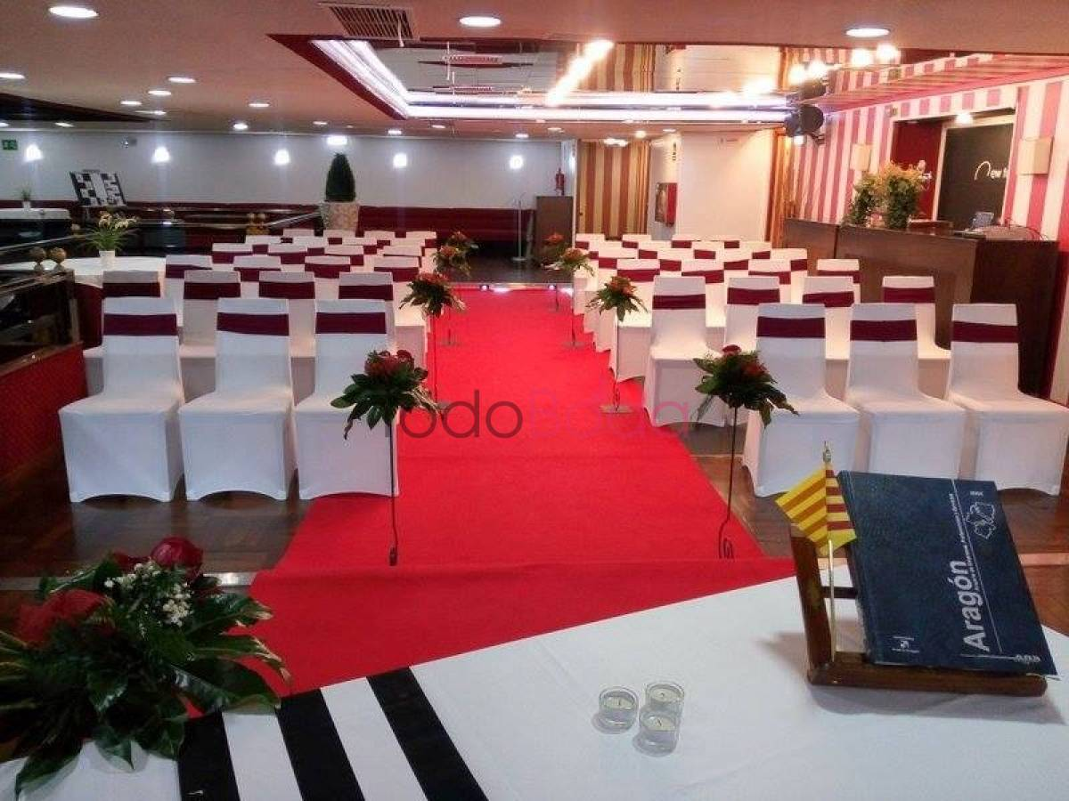 new fussion. Restaurantes Bodas Zaragoza. Ceremonias 2