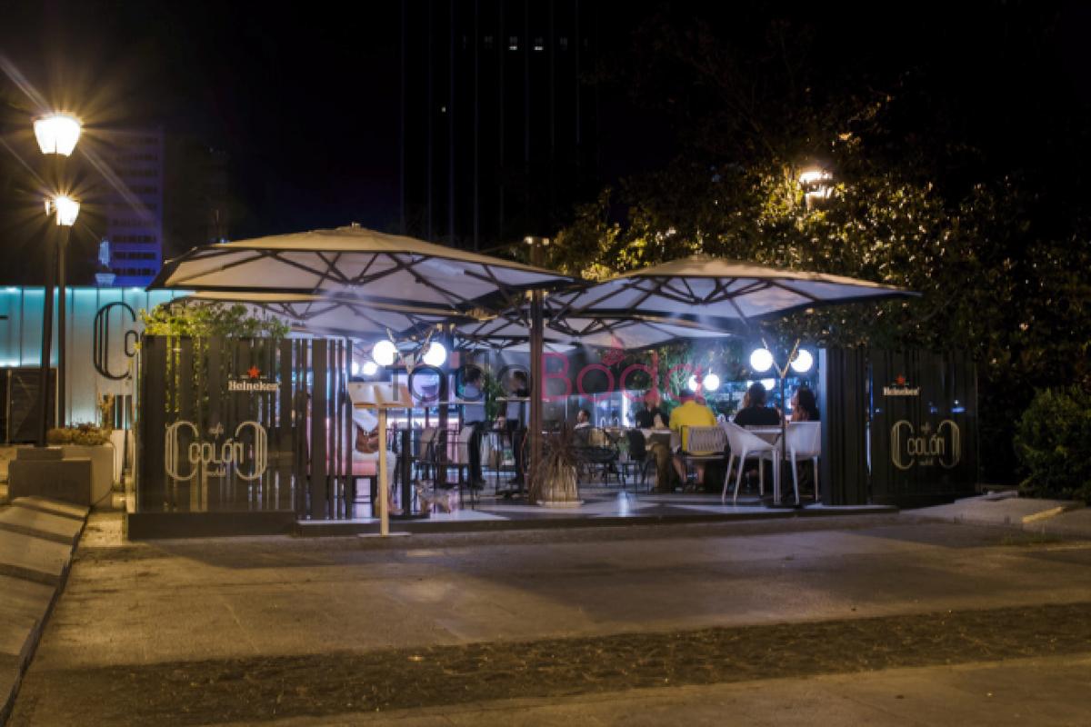 Café Colón Madrid