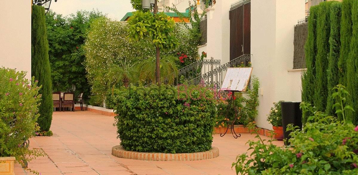 Los jardines del naranjo for Los jardines del califa