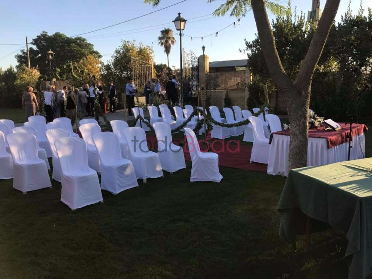 salon la verea boda real