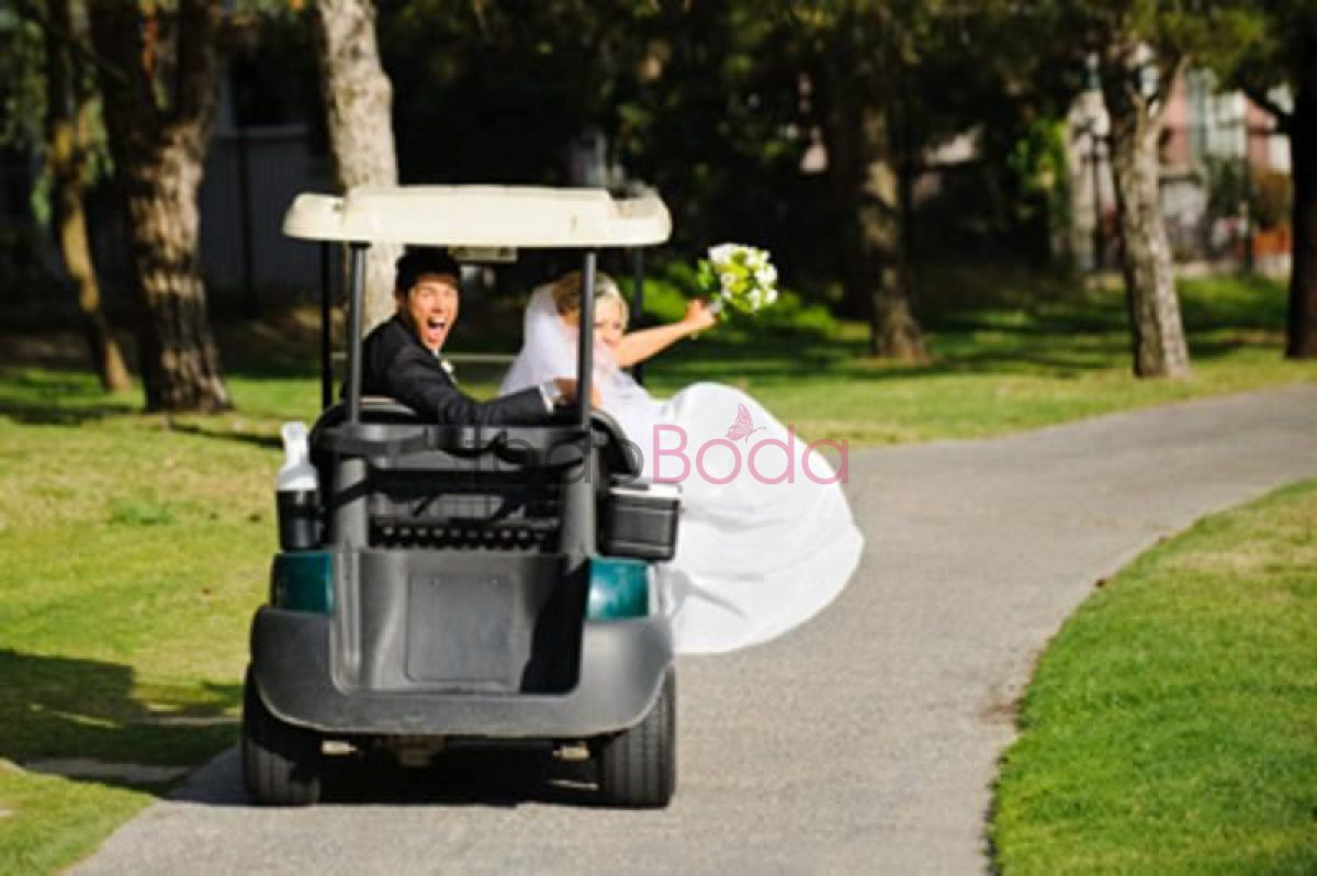 Tu boda en Marbella Golf & Country Club