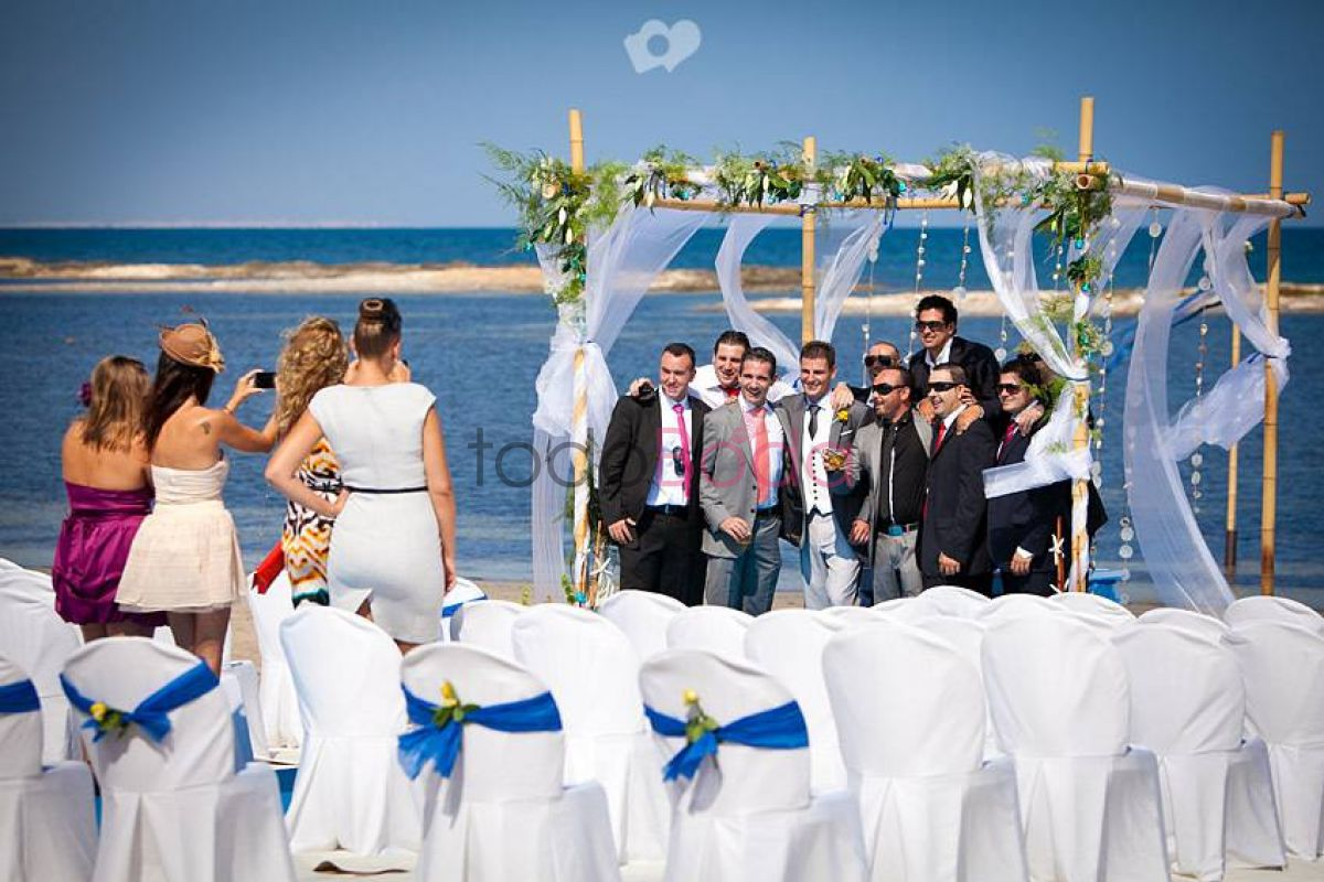 Tu boda en Restaurante Collados Beach 1