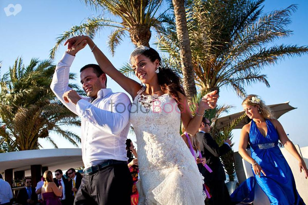 Tu boda en Restaurante Collados Beach 2